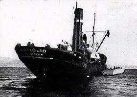 nave oneraria romana immersioni diving Alassio sesto continente